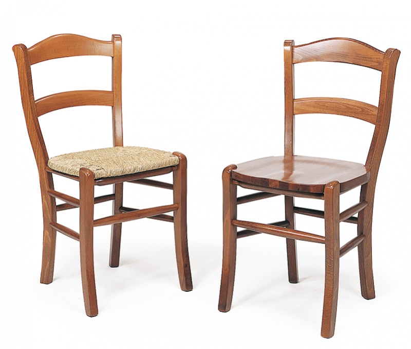 iron and wood  chairs