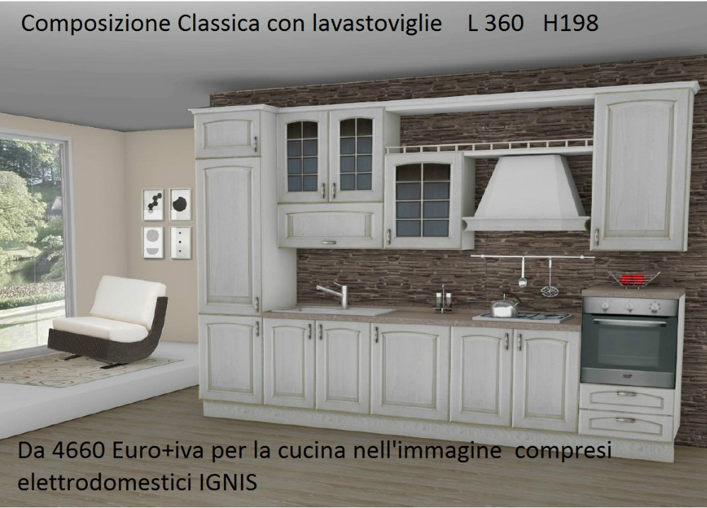 Offerte cucina Made in Italy